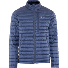 Rab Microlight Chaqueta Hombre, deep ink/footprint